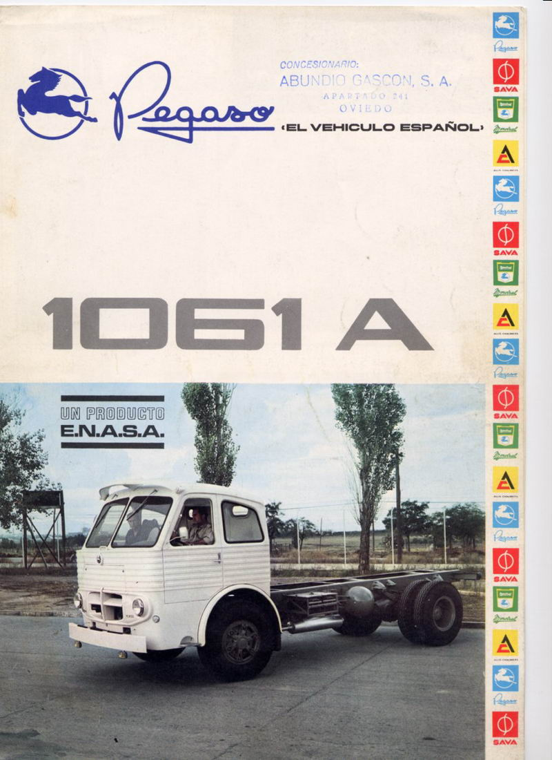 Catalogo pegaso 1061 a de 1973 by m del carmen el foro de - Pegaso mobili catalogo ...