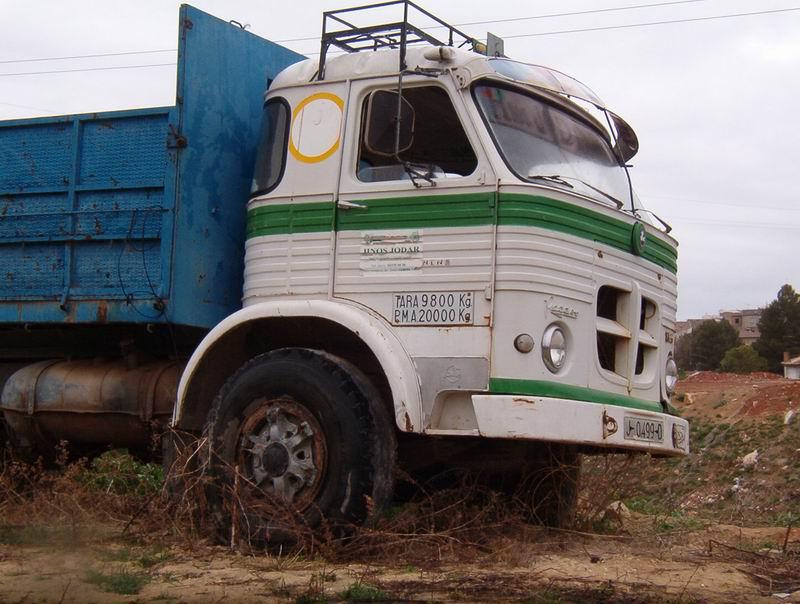 Arriba de camion - 1 part 6