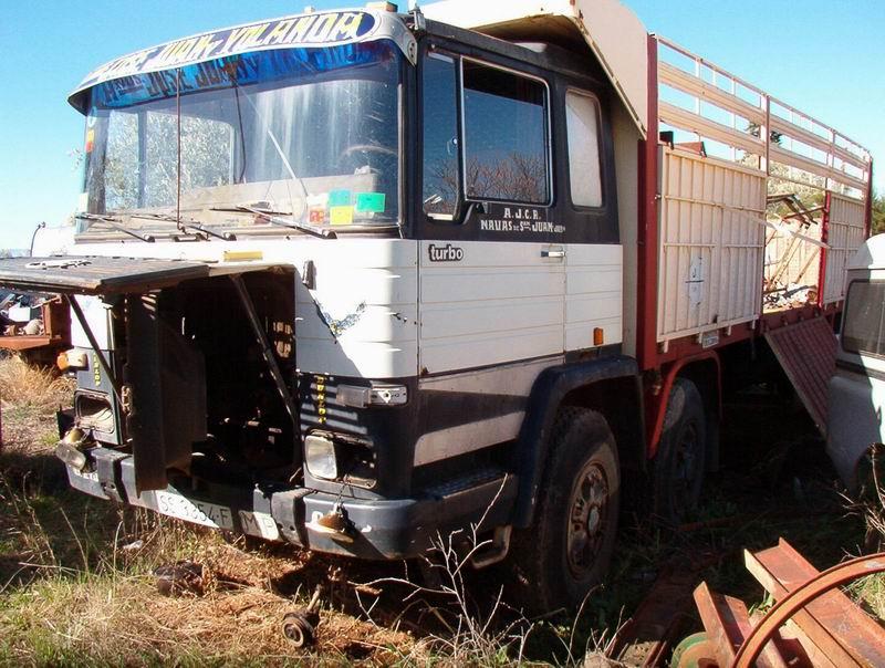 Arriba de camion - 3 part 1